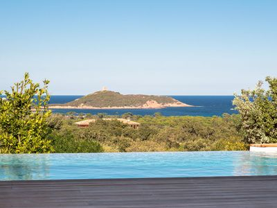 Photo for Beautiful contemporary with wonderful views of the Bay of Pinarello