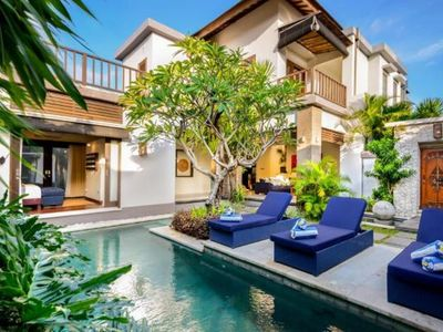Photo for NAMIRA VILLA PETITENGET CENTRAL SEMINYAK NEAR BEACH
