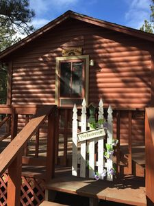 Photo for Cabin 5 Miles From Evergreen Golf Course And Lake;  35 Min From Ski Areas