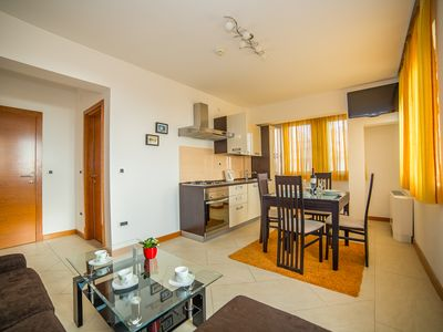 Photo for Luxury One Bedroom Apartment in Makarska A6