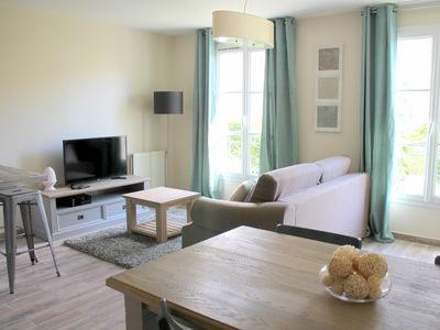 Photo for Comfortable apartment 6pax Serris Val d'Europe Disneyland 10mn (DANUBE 1)