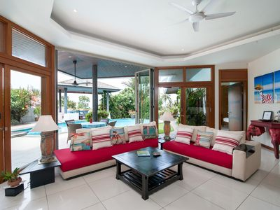 Photo for Pool Villa by the Beach - Amazing 'last minute'  discounts 9th to 21st December