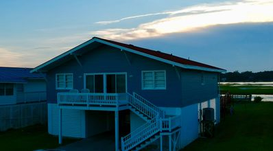 Photo for Directly on the Inlet , 2 short blocks to the Ocean - Handicapped Accessible