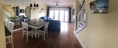 Photo for Beautiful 3 Stroy 3 bed 3.5bath  furnished with 40ft Dock on the  Intracoastal