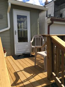 Weekend in Aug available-1st Floor 1 BR Apt Downtown Loudonville/Mohican Country