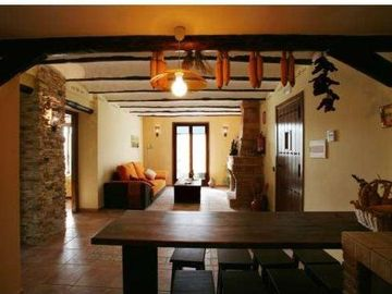 Self catering Los Pedregales for 12 people