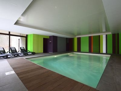Photo for Large, luxurious villa with indoor swimming pool, sauna and fitness equipment