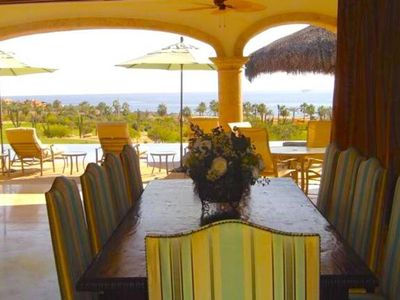 Photo for Mansion Del Sol- Infinity Pool/Private Beach/Golf