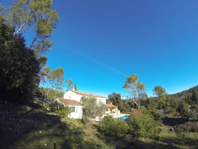 Photo for CHARMING VILLA (10 PERS) WITH SWIMMING POOL - EXCEPTIONAL VIEW