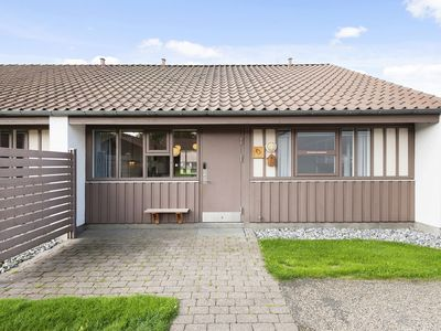 Photo for 4 person bungalow in the holiday park Landal Søhøjlandet - in the woods/woodland setting