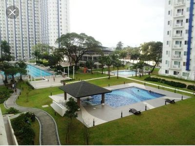 Photo for Jazz SM Grass Residences 1 BR condo with Balcony