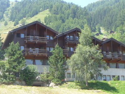 Photo for Apartment Tarcianne A12  in Grimentz, Val d'Anniviers - 5 persons, 2 bedrooms