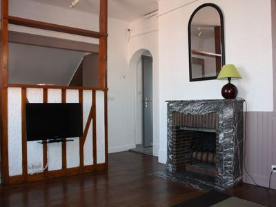 Photo for Furnished seasonal rentals 2 mins from Paris