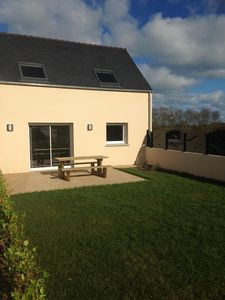 Photo for cottage 5 pers, 2 chbs 250m from the beach, Brest 25 min