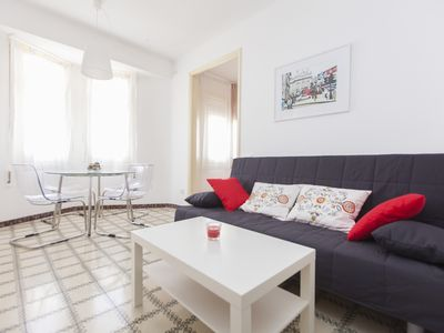 Photo for Fira de Barcelona ideal apartment for executives
