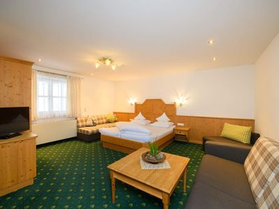 Photo for Alpensuite B & B short - Hotel Dorfer