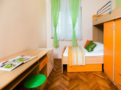 Photo for Spacious apartment with parking