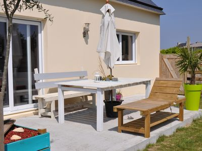 Photo for Holiday house near the sea, quiet for 6 people