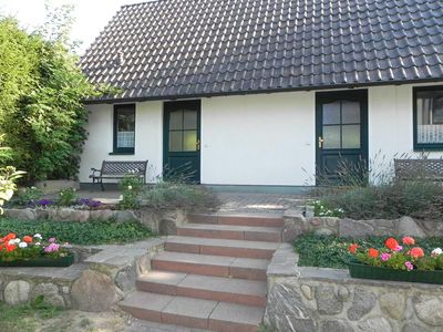 Photo for Semi-detached house No. 1 To the small Krebssee