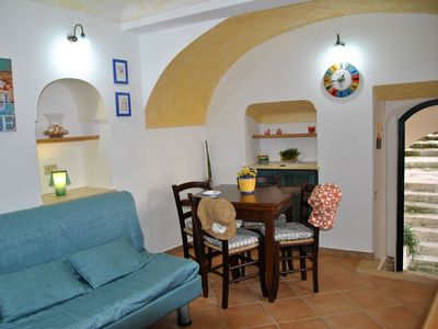 Photo for Nice apartment for 4 guests with WIFI, TV and pets allowed