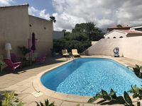 Lovely villa and great location!