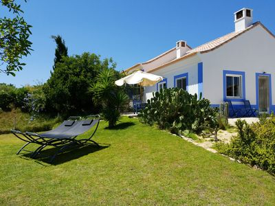 Photo for Monte Bacana : House with garden - Sagres (Vila do Bispo)