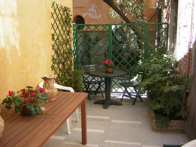 Photo for San Marco House -apartment with garden in the historic center