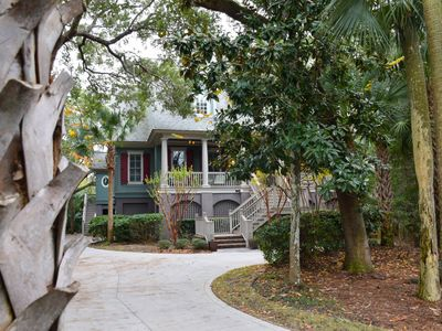 Photo for Luxury Kiawah Home with Amazing Private Pool and Walk to the Beach