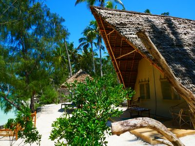 Photo for Bungalows with ocean view