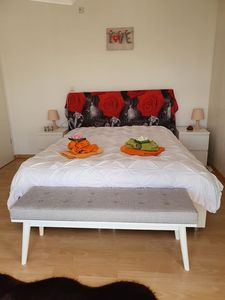 Photo for relaxe at home ds 3pc or studio furnished jacuzzi and pool in summer covered