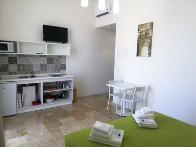 Photo for Studio with Balcony - Archinuè Suite & Apartments