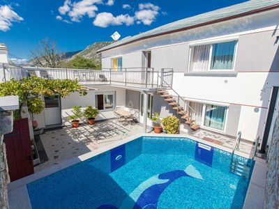Photo for Adorable holiday home with private pool and great terrace !
