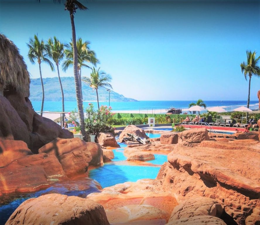 Enjoy beautiful El Cid El Moro Beach!