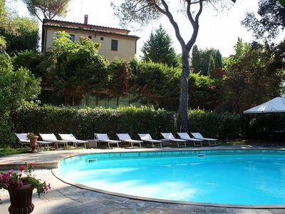 Photo for One bedroom Villa, sleeps 4 in Dolciano with Pool and WiFi