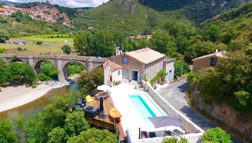 Piscine with pool private river beach 3 br vacation for Alarme piscine home beach