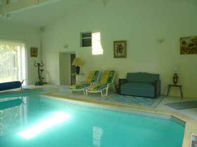 Gite In Master Homes, Indoor Pool, Garden, Wifi Near Bordeaux