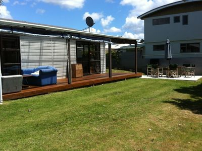 Photo for Club Shed -  2 Bedroom Haven