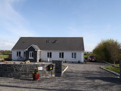Photo for Luxury Atlantic Retreat Lodge Kinvara close to Galway Bay