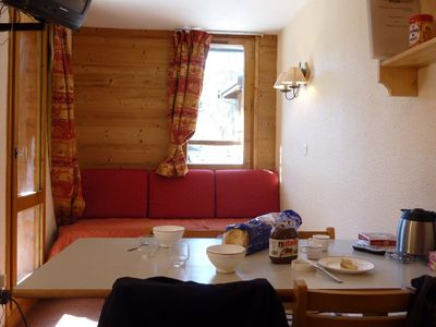 Photo for 1BR Apartment Vacation Rental in DOUCY TARENTAISE