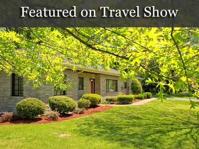 Photo for Heidtke House:  A Rare Find! Featured on TV Show & Central to All Attractions!