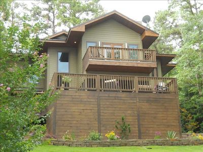 Contemporary cozy and private Lake Front Home | Professionally Cleaned
