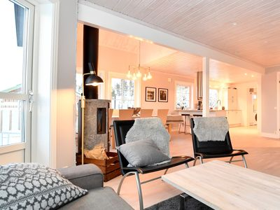 Photo for Idre fjälls finest accommodation - Top renovated Ski in & Ski out