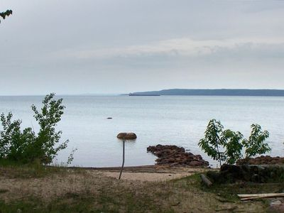 Sault Ste Marie, Brimley - Upper Peninsula - Waterfront Home