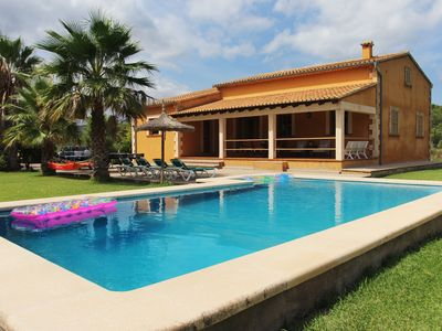 Photo for Nice villa for 6 people with private pool.