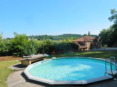 Photo for Atmospheric home in stunning location near Villefranche-du-Périgord (2.5 km)