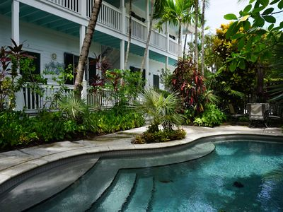 Photo for Luxury 2/2 condo In Heart Of Key West With Lagoon Pool. Monthly rentals only