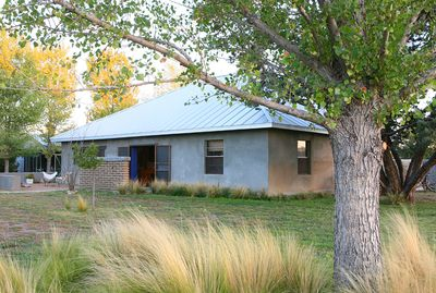 CASA GRANDE - Large lot with native landscaping. 3 bedrooms/2 bath adobe home.