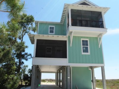 Photo for Reserve for Summer only 500.00 Deposit!  GULF FRONT HOME