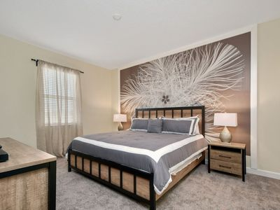 Photo for Luxury 7 bedroom home for 18 guests, Storey Lake
