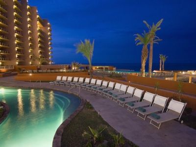 Photo for Two bedroom condo available for rent in Las Palomas